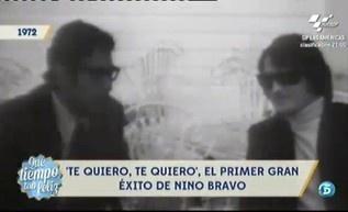 Qué Tiempo Tan Feliz homenajea a Nino Bravo http://www.telecinco.es/quetiempotanfeliz/homenajes/tiempo-feliz-homenajea-Nino-Bravo_5_1591350006.html