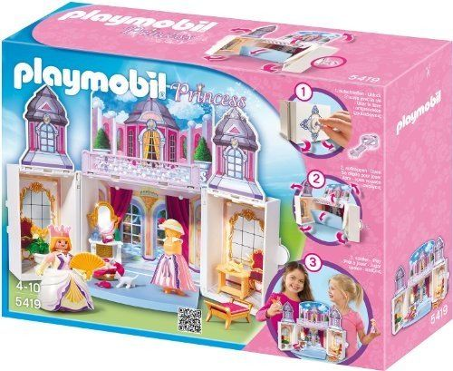 Playmobil – 5419 – Figurine – Coffre Princesse | Your #1 Source for Toys and Games