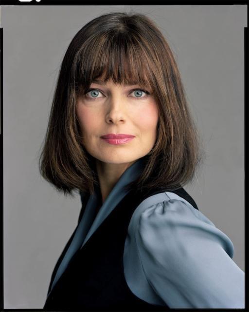 Paulina Porizkova ... still gorgeous