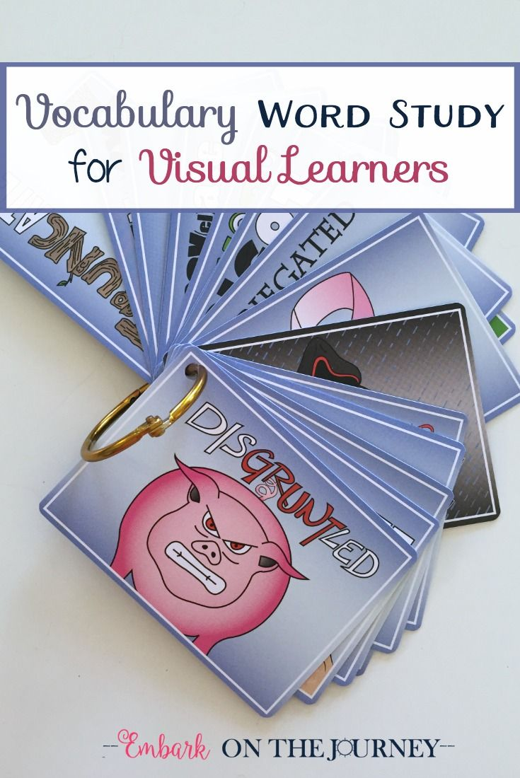 Marie's Words provide 550 illustrated vocabulary cards that are perfect for SAT…