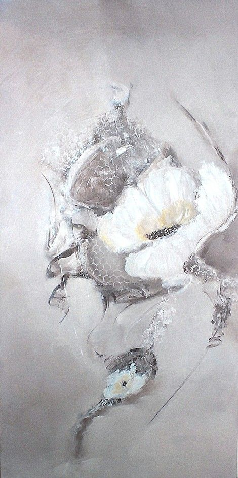 Solfrid Skarseth, Acrylic on canvas 50*100 on ArtStack #solfrid-skarseth #art