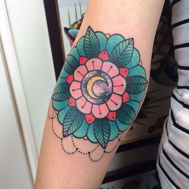 Alex Strangler Ditch Flower On Kerry Thank You: 49 Best Images About Mandala Tattoo On Pinterest