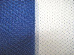 9 inch Plain Netting - Royal