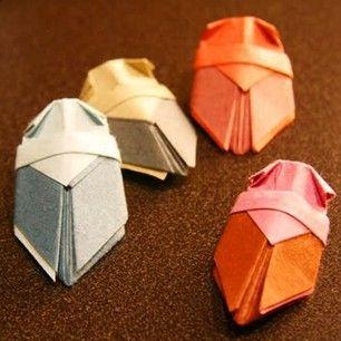 paper cicadas @windyandfriends