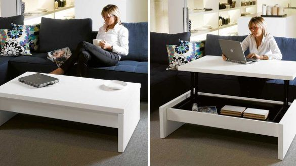 Interior Coffee Table Dining Combo Amazing More Functions In A