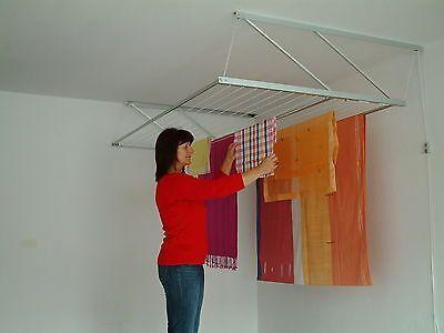 Schvink C Deckentrockner Wäsche Wäscheständer Wäscheleine Trockner in Möbel & Wohnen, Haushalt, Wäsche   eBay