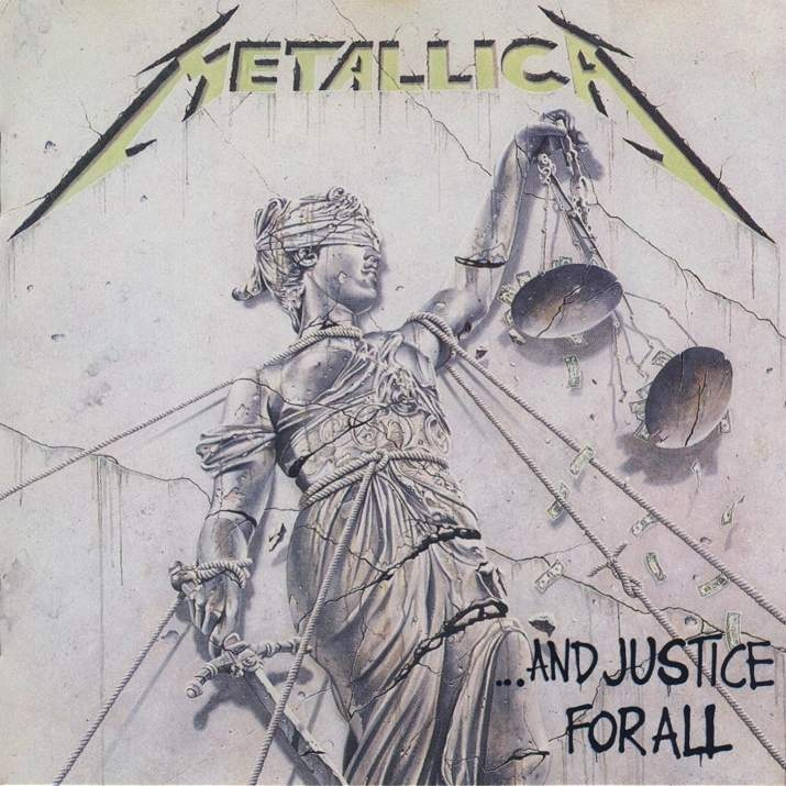 Metallica - And justice forall
