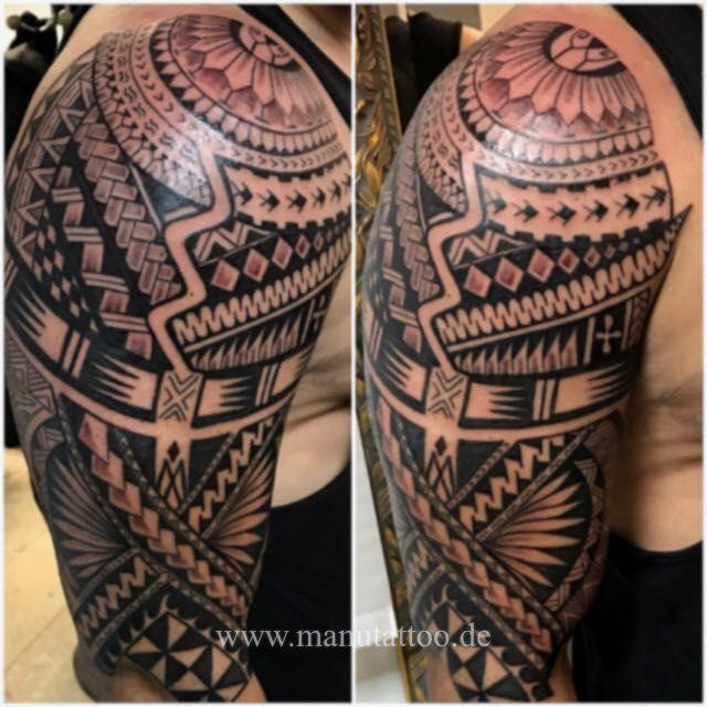 Polynesien,Marquesan , Maori , Samoan Tatau , Tattoo by www.manutattoo.de #tattoossamoantribal #marquesantattoosmaori
