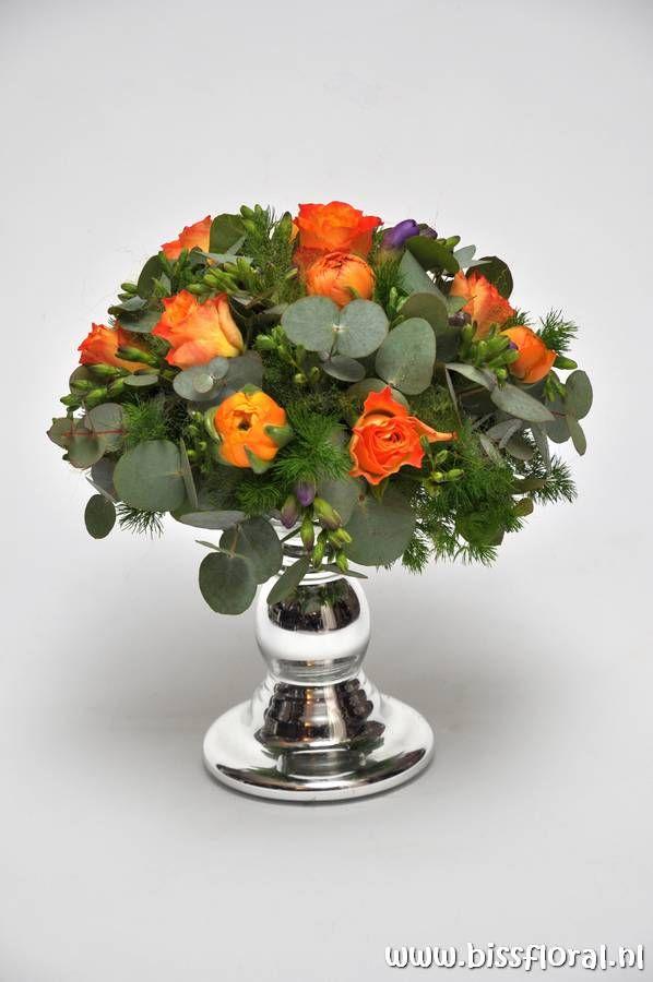 Mooie #Kandelaar… – Floral Blog | Bloemen, Workshops en Arrangementen | www.bissfloral.nl