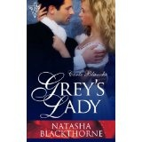 Grey's Lady (Carte Blanche) (Kindle Edition)By Natasha Blackthorne