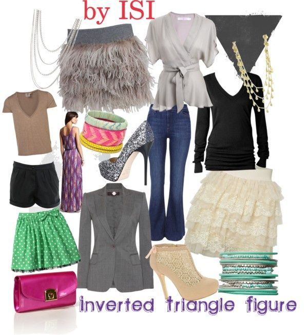Dressing for the Inverted Triangle Figure | Image Consultant Training - ISI Miami