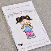 first week of school activities, first week of first grade