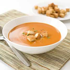 Creamless Creamy Tomato Soup Test Kitchen
