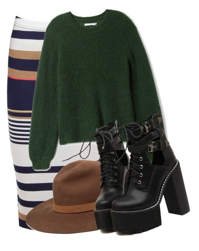 """""""Untitled #144"""" by jazminonly on Polyvore featuring rag & bone and WithChic"""