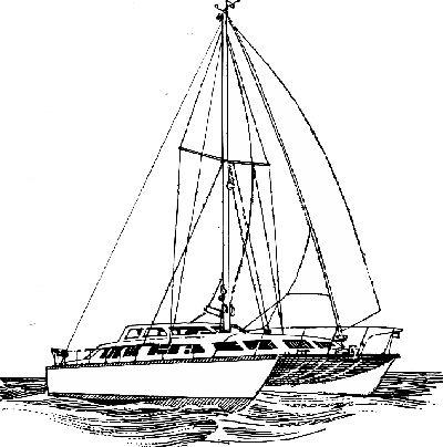 catamaran, catamaran for sale, Cruising catamaran for sale by owner, sailing catamarans for
