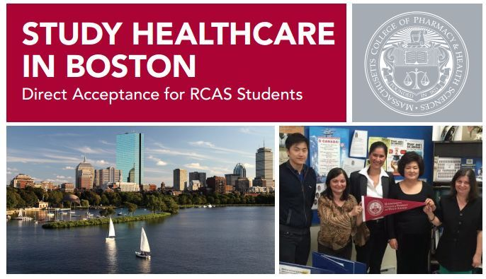 The strategic agreement gives students the opportunity to continue their education at one of the premier healthcare educational institutions in the United States through conditional acceptance. A g...