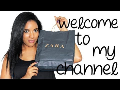 WELCOME TO MY BEAUTY CHANNEL!! | South Africa Beauty Blogger - YouTube