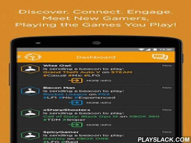 GamerLink Beta - LFG, Division  Android App - playslack.com ,  NOW SUPPORTING TOM CLANCY'S THE DIVISIONGamerLink is your new gaming app that allows you to discover, connect, and engage with other gamers and friends online, that play Xbox 360, Xbox One, PS4, PC, etc. It also provides a great solution as a Destiny LFG essential and The Division LFG.Are you a gamer who…- Is playing The Division and needs to find good Dark Zone teammates to party up with quickly, easily, and efficiently?…