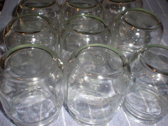 Empty Baby Food Jars With Lids