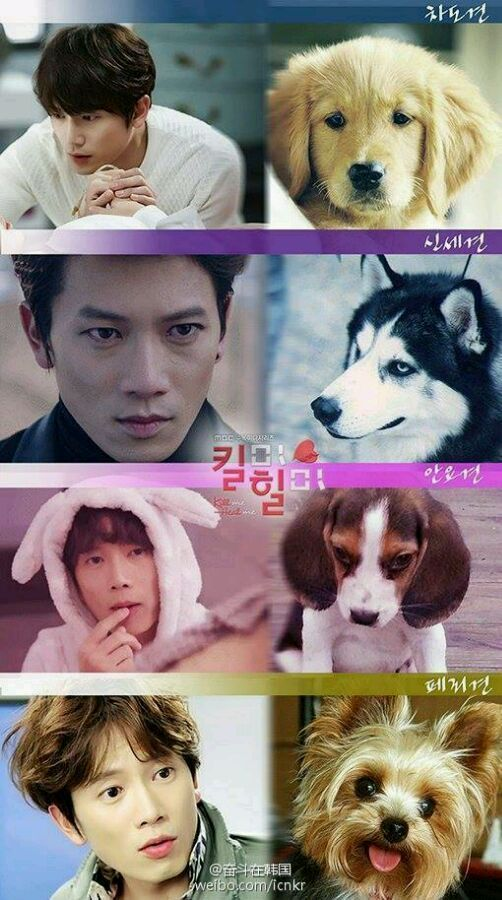 Ji Sung's Popularity Skyrockets in China Even Before Kill Me Heal Me Officially Airs There | A Koala's Playground