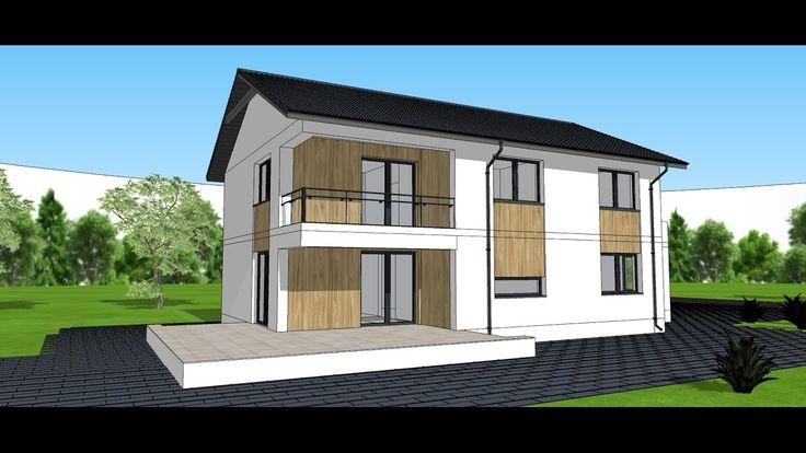 House C27 - 49 euro/ dwg plan