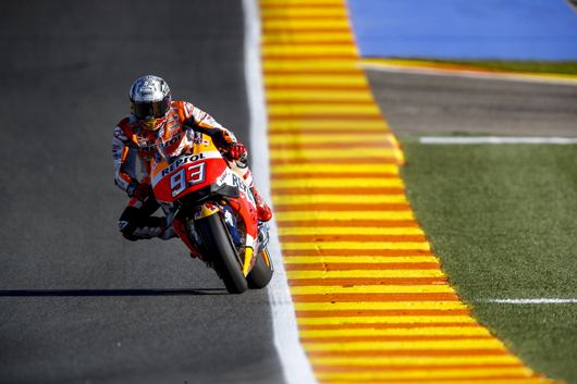 【MotoGP】 ホンダ:2016 MotoGP 最終戦 バレンシアGP 初日レポート  [F1 / Formula 1]