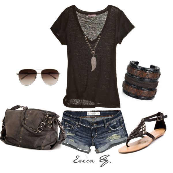 very cute outfitSummer Fashion, Summeroutfit, Summer Looks, Casual Summer, Summer Day, Summer Outfit, Summer Style, Cute Outfit, My Style