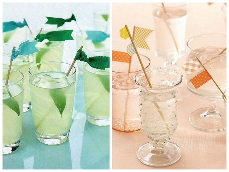 Don't let your drink be naked! Dress it up with a DIY drink stir: su.pr/1L0Hur #wedding #DIYWedding Cocktails, Brides Grooms, Dresses Up, S'Mores Bar, Drinks Stirrers, Wedding Drinks, Parties Ideas, Diy Drinks, Big Day