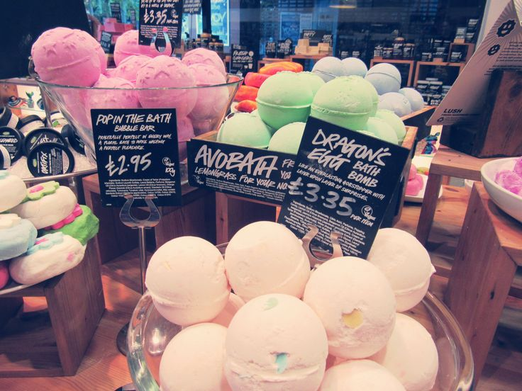 20 Fun Facts About Lush Cosmetics