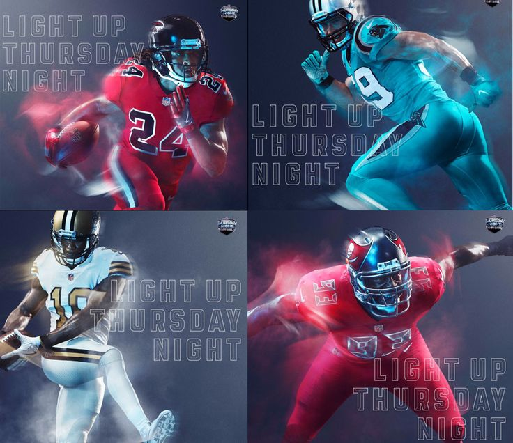 Nike Unveils 'Color Rush' NFL Uniforms | Men's Fitness