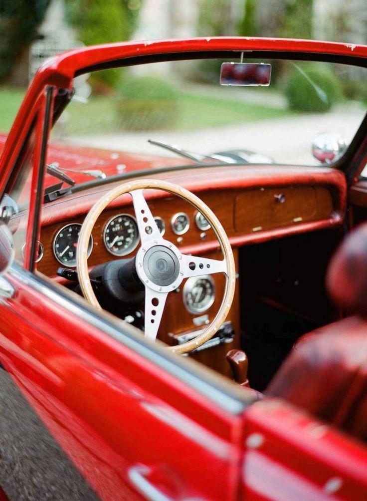 beauford rouge voiture de collection location mariage voiture maris voiture mariage - Location Voiture Ancienne Mariage Pas Cher