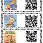 QR Codes are a great way for early readers to listen to great books! This set includes audio QR codes for 7 of Anna Dewdney's lovable Llama Llama b...