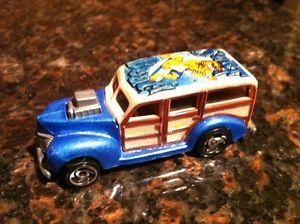 Rare Vintage Hot Wheel Surf Beat 1979 Hot Wheels Woody Car