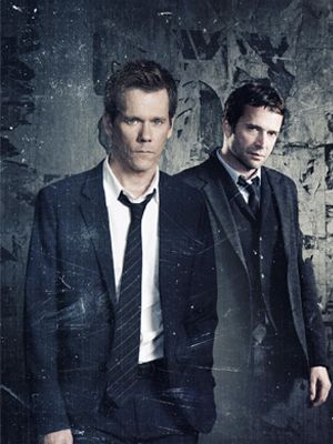 Following une série TV de Kevin Williamson avec Kevin Bacon, James Purefoy.