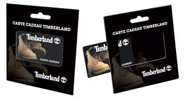 Magasin Timberland à Nantes - Découvrez notre carte cadeau Timberland ! Rien de mieux pour faire plaisir sans se tromper !
