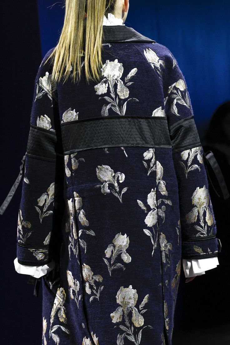 Kenzo Fall 2016 Ready-to-Wear Fashion Show Details / #MIZUstyle