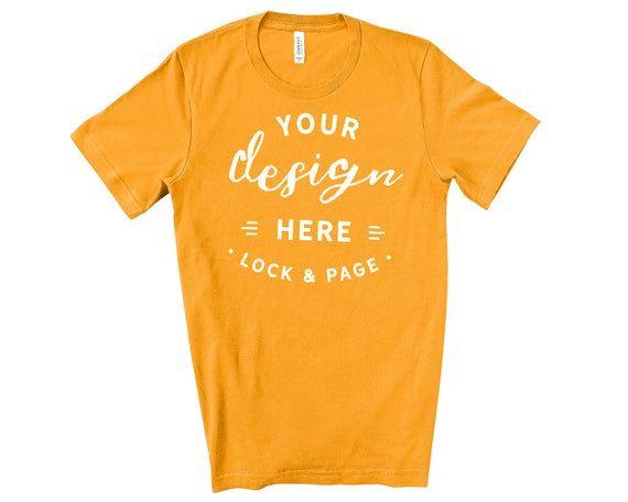 Download Download Free Mens Bella Canvas 3001 Burnt Orange T Shirt Mockup Simple Psd Free Psd Mockups Shirt Mockup Orange T Shirts Mockup Free Psd