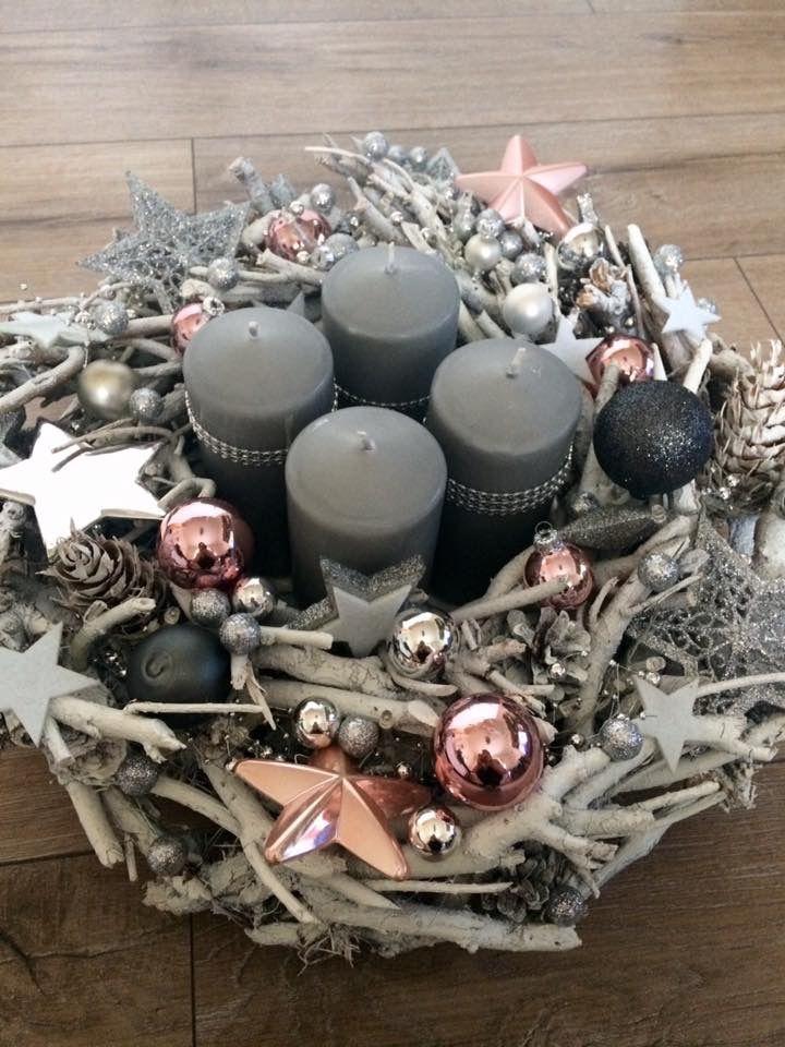 advent wreath adventskranz christmasadventski vijenac. Black Bedroom Furniture Sets. Home Design Ideas
