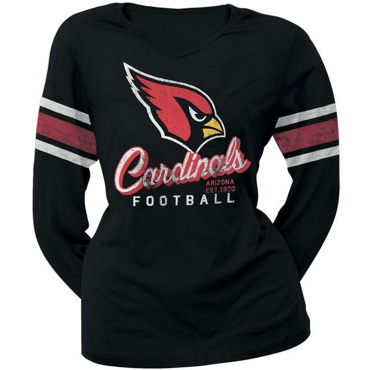 Arizona Cardinals - Homerun Premium Juniors Long Sleeve T-Shirt