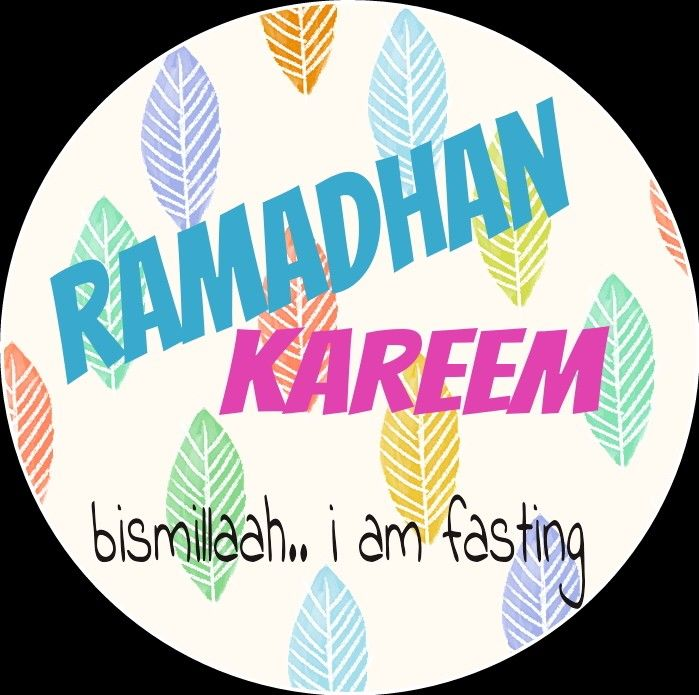 Ready for Ramadhan!