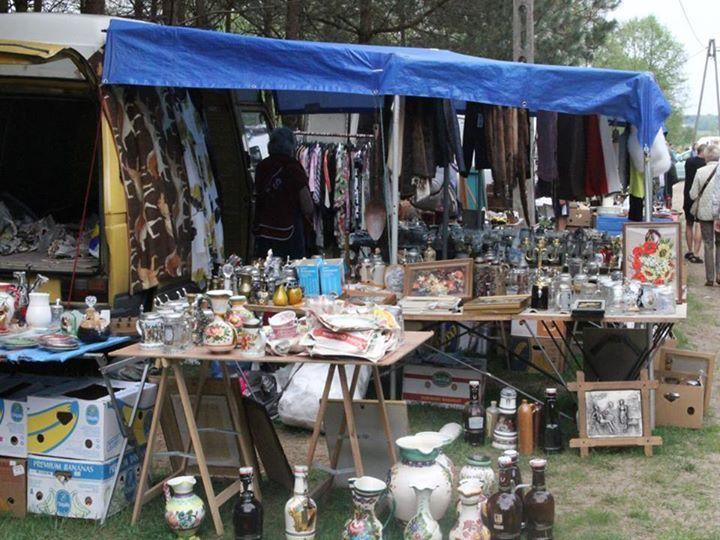 Jarmark Staroci i Rękodzieła w Kiermusach miejsce gdzie znajdziesz to czego nawet nie wiesz, że szukałeś :)