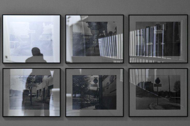 "6 mètres avant Eustachy KOSSAKOWSKI | 6 meters before Eustachy KOSSAKOWSKI  ""6 mètres avant Paris"",Eustachy KOSSAKOWSKI MAC VAL, Vitry-sur-Seine"