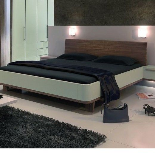 """Drevená posteľ """"Vally"""""""