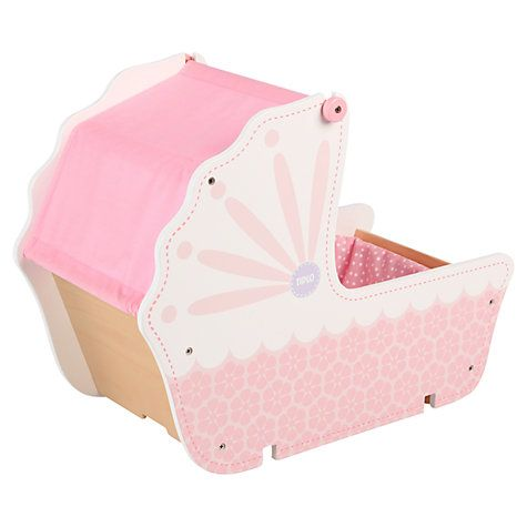 Buy Tidlo Three-In-One Doll's Pram Online at johnlewis.com