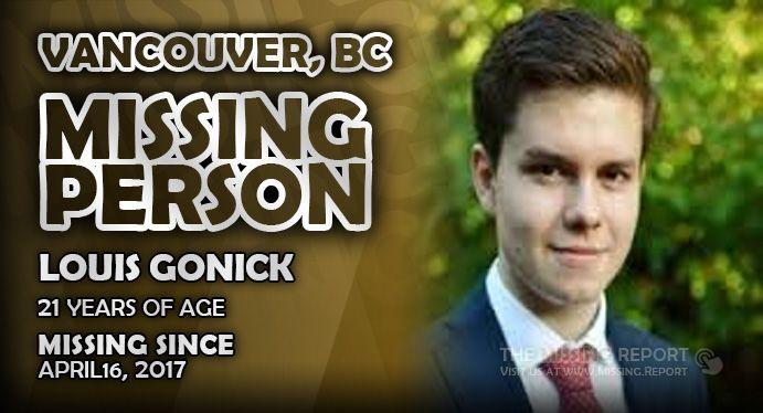 British Columbia Missing Report - #Vancouver #Missing #MissingPerson #MissingPeople #MissingCanada #BCMissing #MissingBC #BritishColumbia #BC - http://sha-re.me/0mvt