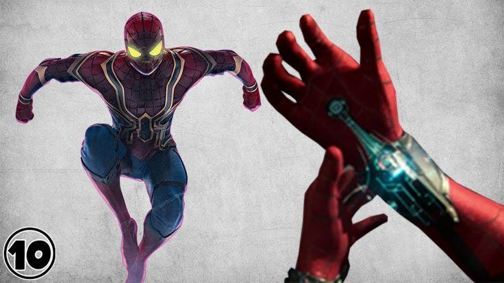 Top 10 Coolest Spider-Man Gadgets