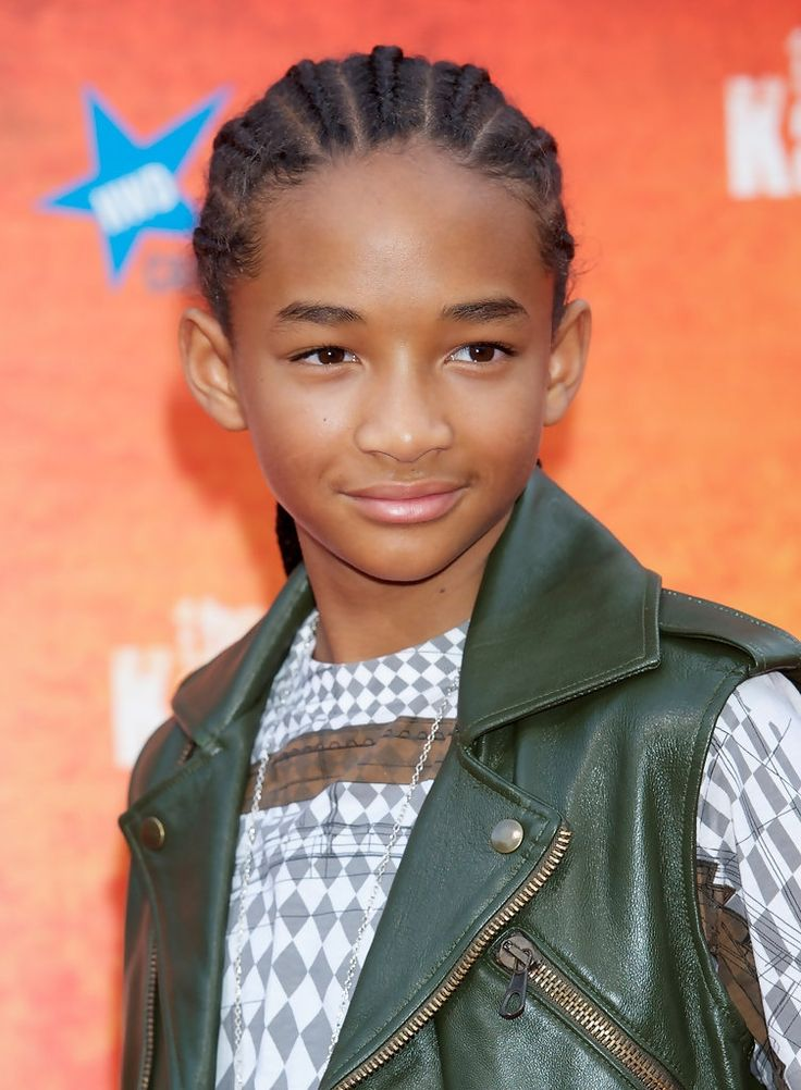 Karate Kid Hairstyle Jaden Smith Hair Stylebistro Braids