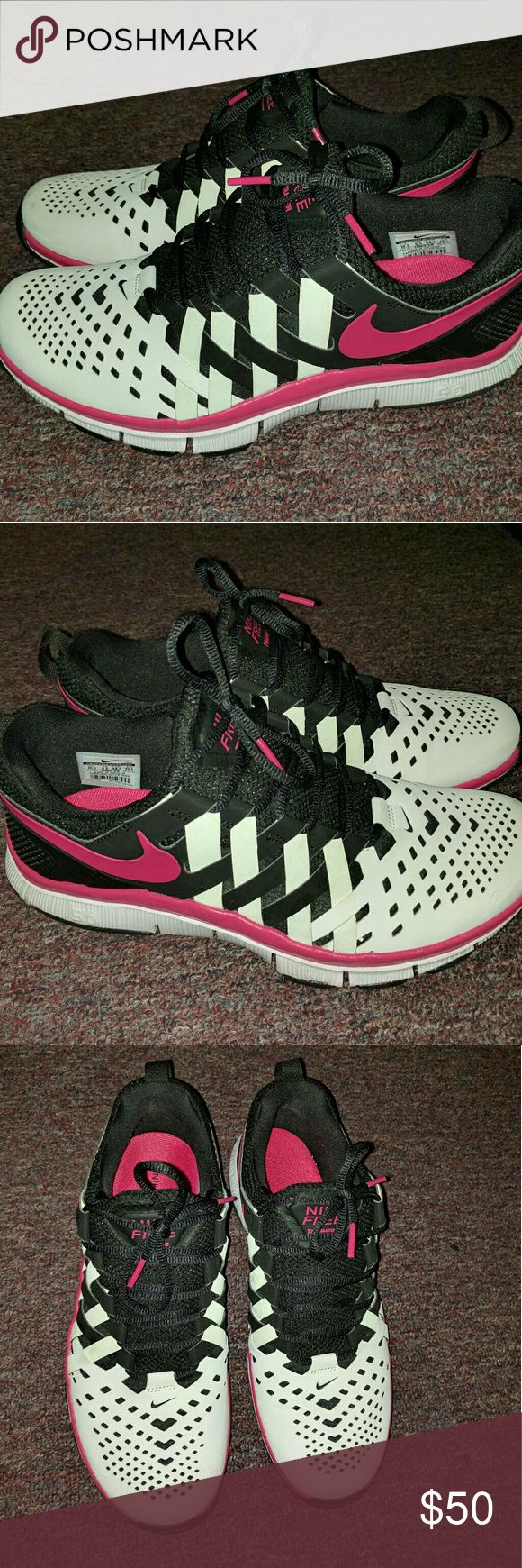 Nike Free Trainer Like new only worn a couple of times Nike Shoes Athletic Shoes