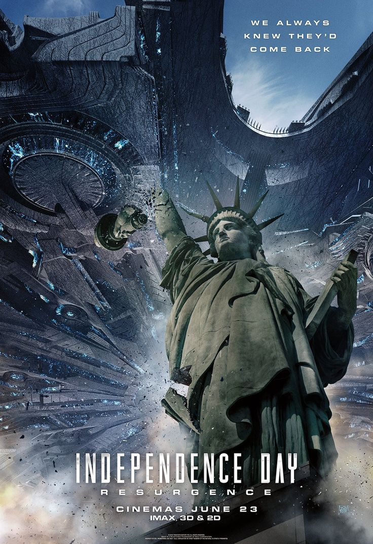 Return to the main poster page for Independence Day: Resurgence (#9 of 15)