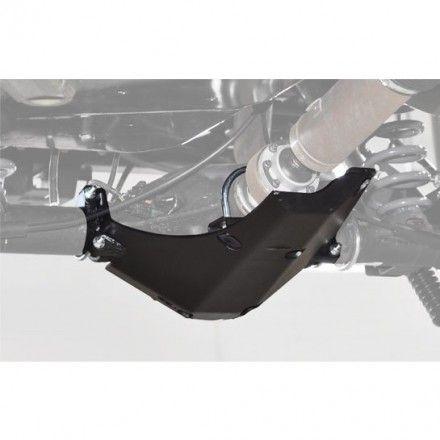 AEV JK Dana 44 Sliders - Rear - Nth24220AB